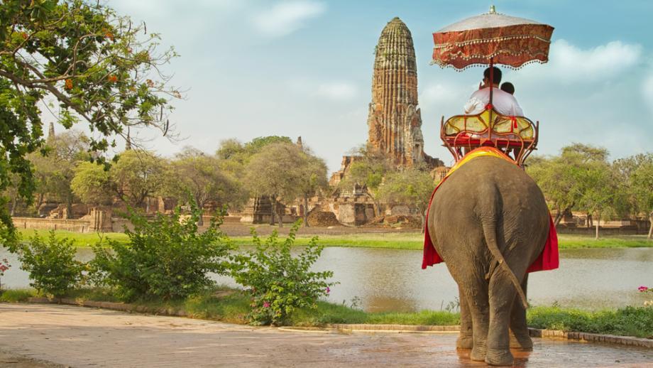Thailand - Elephant Trekking