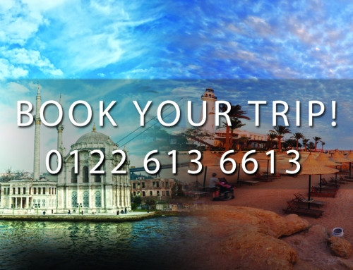 Book Your Trip!