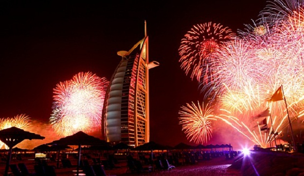 Dubai New Year's Celebrations