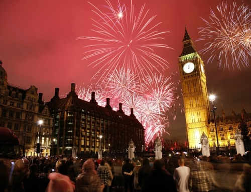 5 Destinations To Celebrate New Year's Eve